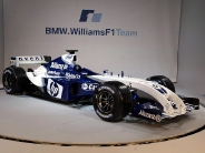Williams BMW FW26 Pre-Launch Shoot