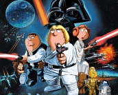 family guy starwars