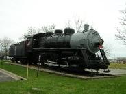 old-black-locomotive