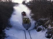 train-cleaning-the-snow