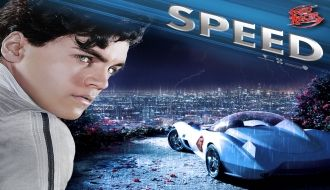 Speed Racer – Totál Turbó